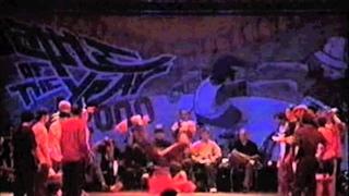 bboy josé Boty 2000