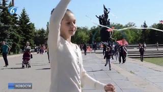 Юлия Славянская  Песня посвященная горловчанам  Премьера  2019г