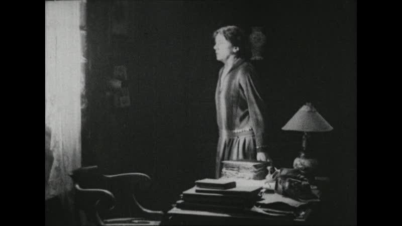 Улыбающаяся мадам Бёде La souriante Madame Beudet 1923 Жермен Дюлак Germaine Dulac