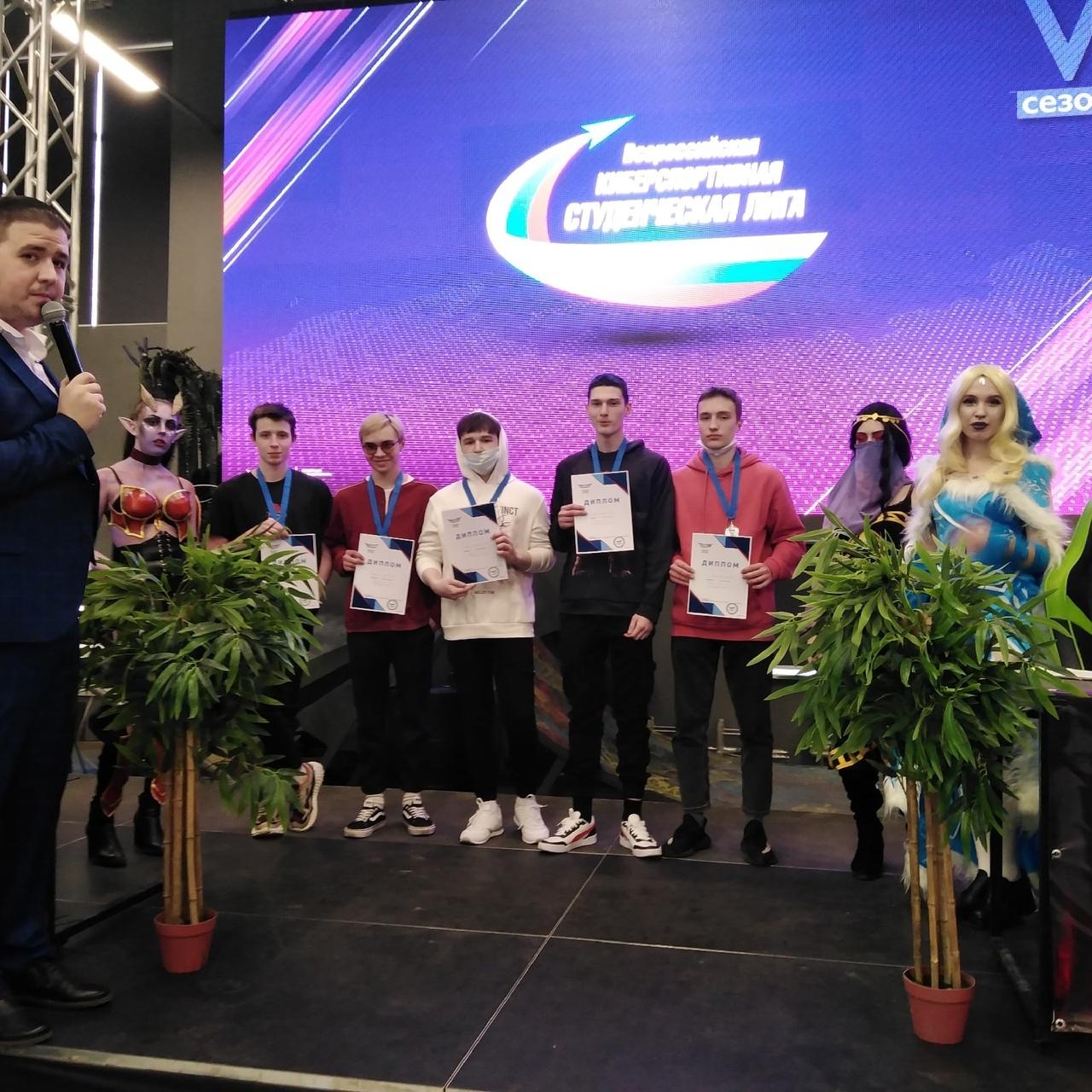3 место в области . ВКСЛ 2021 - Белгородская область