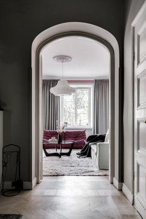 Квартира шведского модного блогера Марго Дитц    01