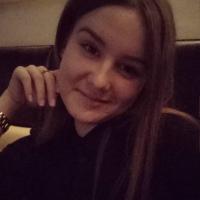 Личная фотография Кристины Аксентьевой