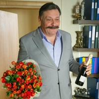 Фотография страницы Виктора Баринова ВКонтакте