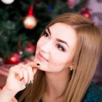 Фотография страницы Анны Савранской ВКонтакте