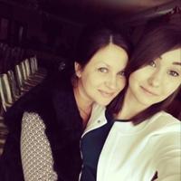Фотография страницы Катерины Дворник ВКонтакте