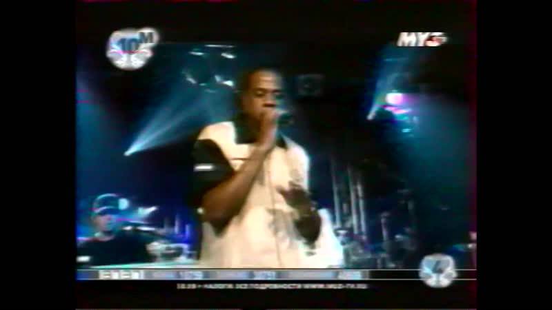 Jay Z Linkin Park Numb Encore Муз ТВ 10М 4 место