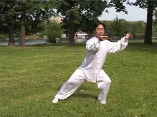 Tai Chi Chuan of the Chen family. Complex of 40 forms / Тайцзи-Цюань семьи Чень. Комплекс 40 форм