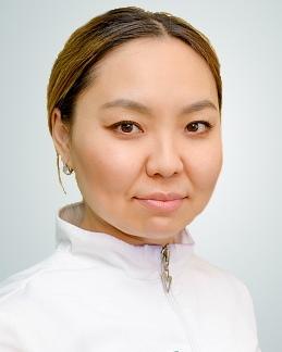 Байдаева Туяна Жымьяновна, врач-оториноларинголог