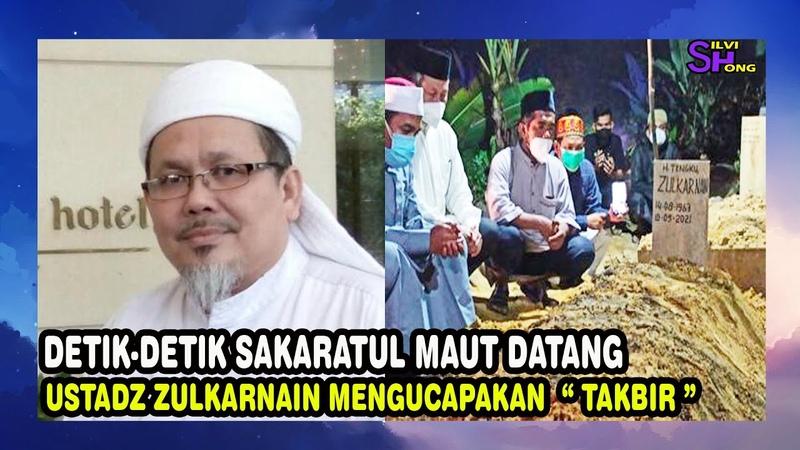 Detik Detik Sakar4tul M4ut Ustad Tengku Zulkarnain Sempat Mengucapkan Takbir