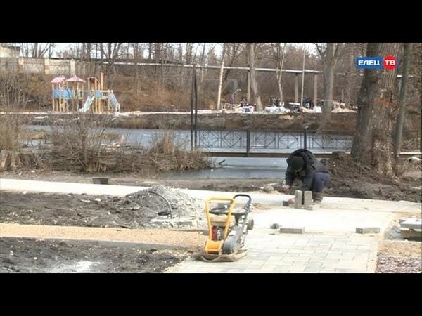Игровые и спортивные площадки зоны отдыха и современное оснащение в Петровском парке