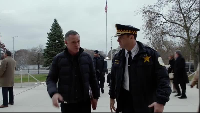 Полиция Чикаго 7 сезон 12 серия фрагмент