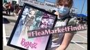FleaMarketFinds! Bratz Poster, Balloons, Bratzillaz, Mini Lalaloopsy, MGA 5Sies Dolls and More!