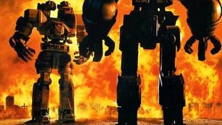 Робот Джокс / Robot Jox (1989, Фантастика, боевик)