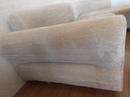 Пример нашей работы по химчистке дивана 👍 ✅Удалены пятна детских шалостей с фломастерами, пыль, силь