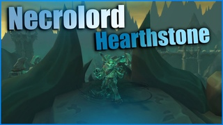 Necrolord Hearthstone Animation ✪ Shadowlands ✪