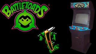 Battletoads Arcade Game walkthrough (Arcade/MAME) 1080p/60fps