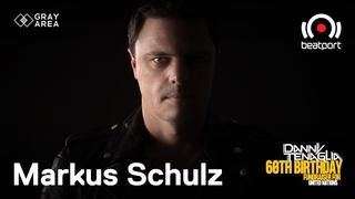 Markus Schulz (Techno Set) DJ set - Danny Tenaglia's 60th Birthday   @Beatport Live