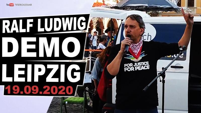 Ralf Ludwig Rede Demo Verbot in Landshut Bewegung Leipzin Querdenken341