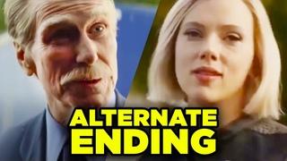 BLACK WIDOW ALTERNATE ENDING! Deleted Scenes, Alternate Post-Credit & Taskmaster Re-Edit?
