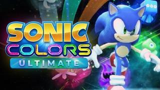 Sonic Colors Ultimate (эмулятор 60 fps и в 4к + графика)
