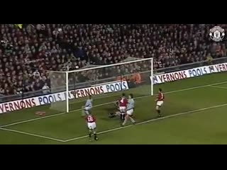 Манчестер Юнайтед - Манчестер Сити 5-0 199495. Manchester United 5-0 Manchester City  хет-трик Андрея Канчельскиса