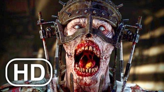CALL OF DUTY CELEBRITY ZOMBIES Full Movie Cinematic 4K ULTRA HD Horror All Cinematics