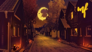 Autumn Town ASMR Ambience