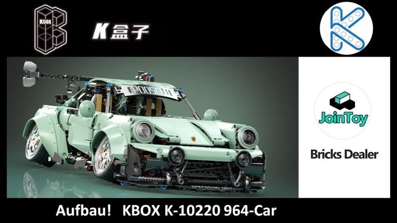 Aufbau KBox 10220 964 Car