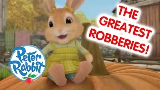 Peter Rabbit Summer Special - The Best Robberies!   Cartoons for Kids