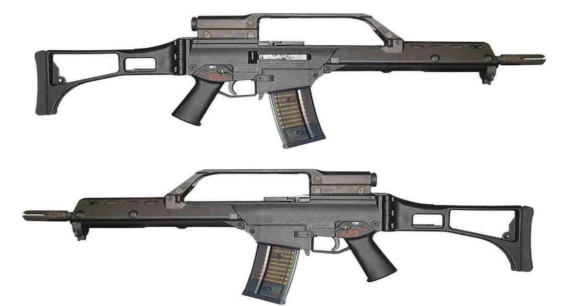 Новая винтовка бундесвера