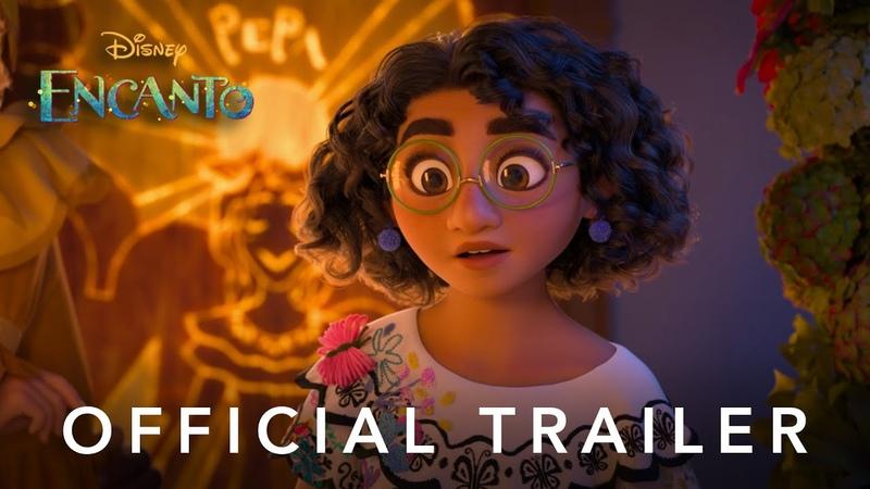 Disney's Encanto Official Trailer