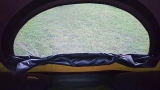 Палатка для карповой ловли CAPERLAN Panoramax Biwy 2Man by Decathlon