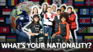What's Your Nationality? | ESL Music for Kids