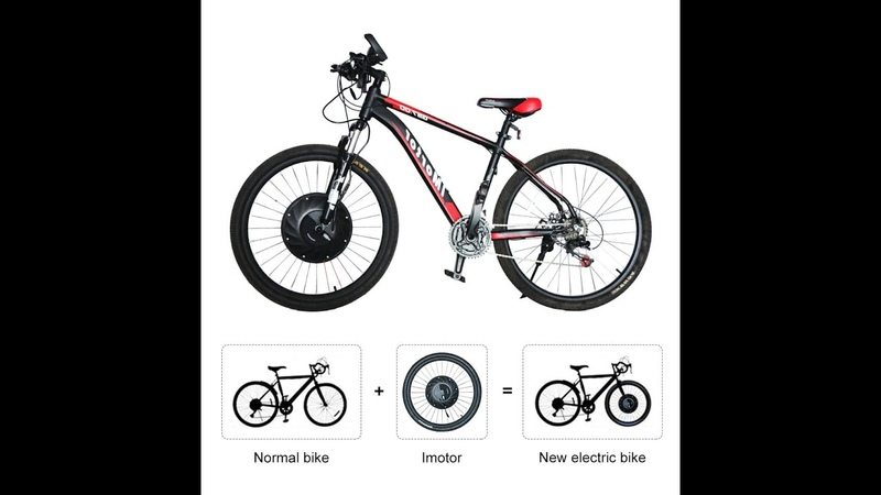 Jueshuai iMortor All in One Electric Bicycle Motor 26inch 700C 36v 250W Ebike Conversion Kit
