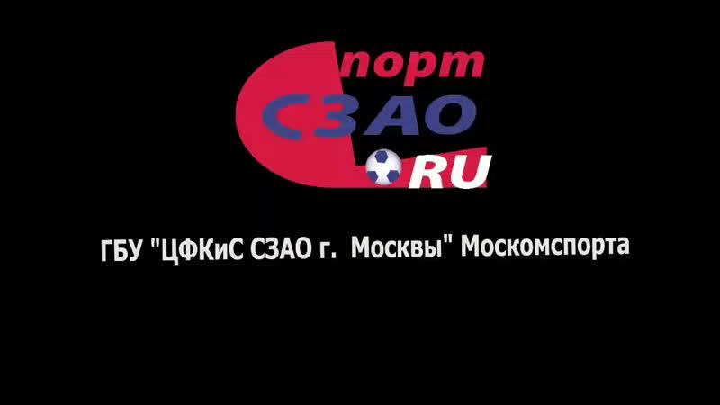 Казанцев ОФП с элементами волейбола Занятие