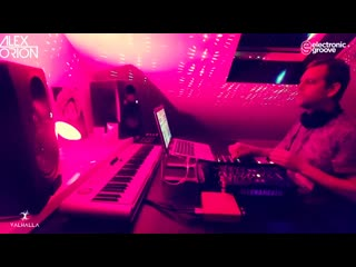 Alex O'Rion - Live Streaming Isolation by Electronic Groove & Valhalla Music